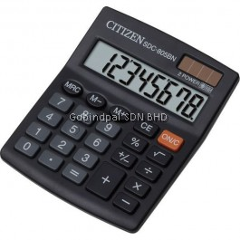 SDC-805NR Citizen Calculator