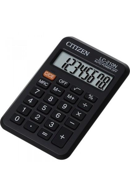 Citizen LC-210N Auto Power Off Calculator