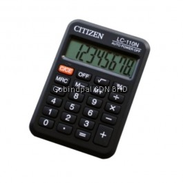 LC-110N Citizen calculator