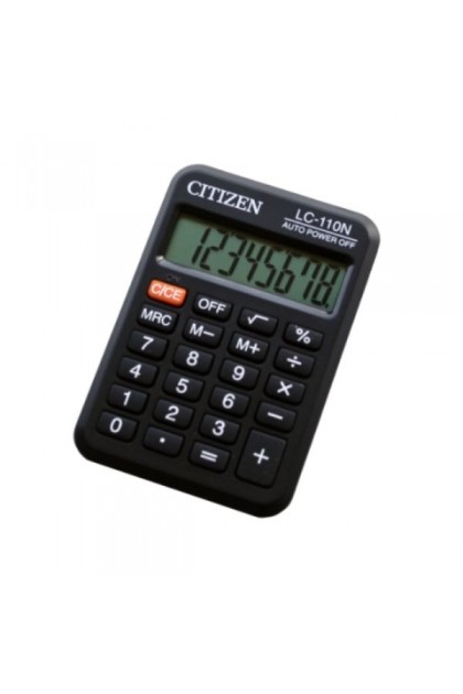 Citizen LC-110N Auto Power Off Calculator