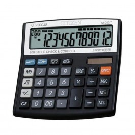CT-500JS Citizen calculator company
