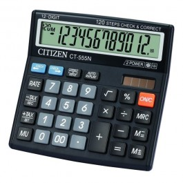 CT-555N Citizen calculator
