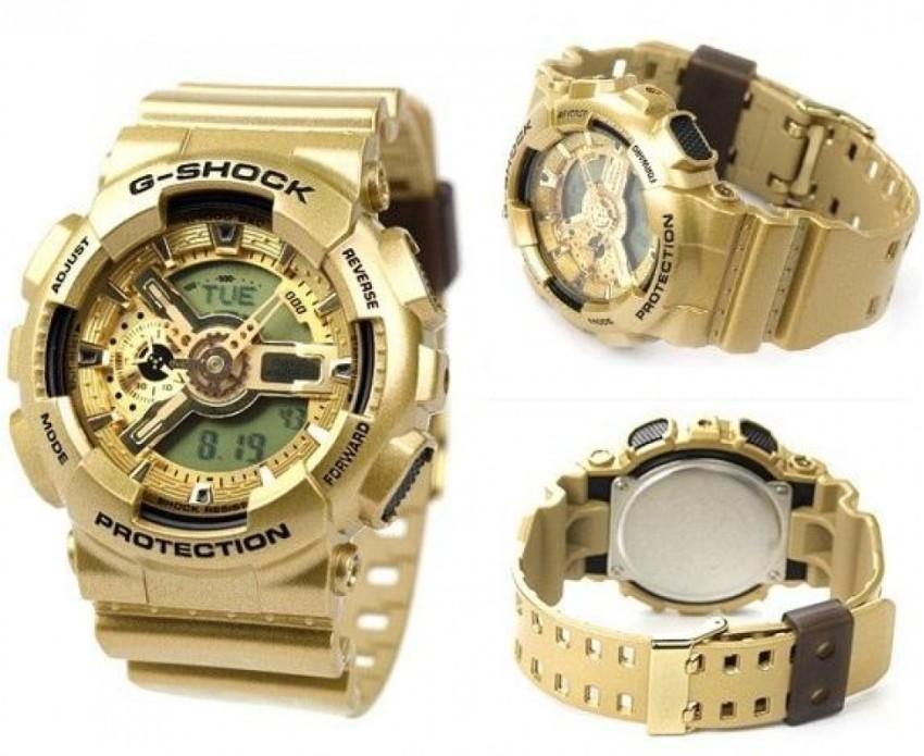Casio G-Shock GA-110GD-9A Original & Genuine Watch