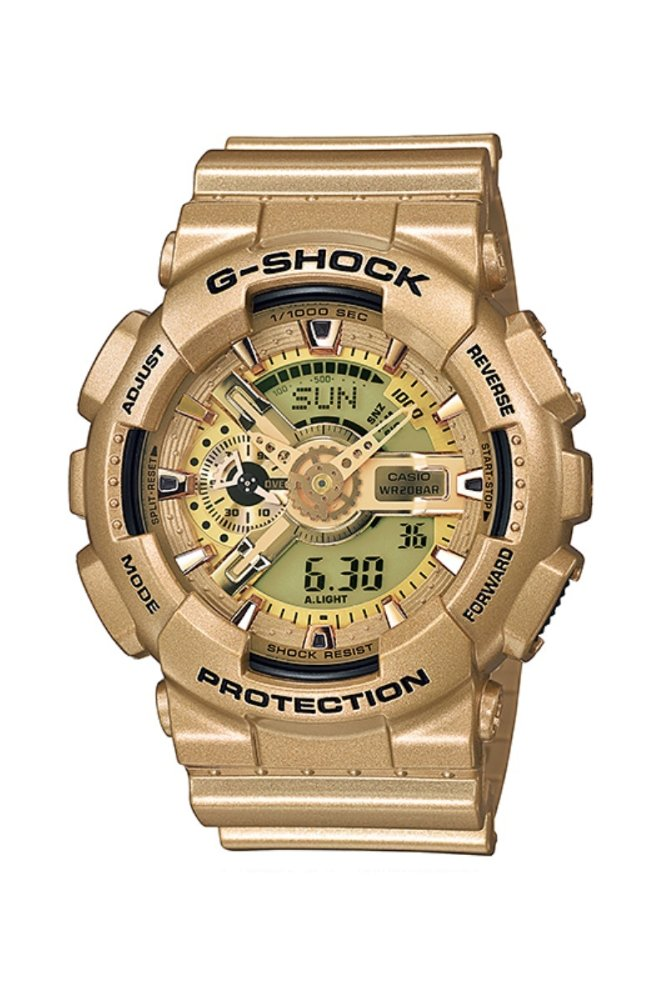 Casio G-Shock GA-110GD-9A Original & Genuine Watch