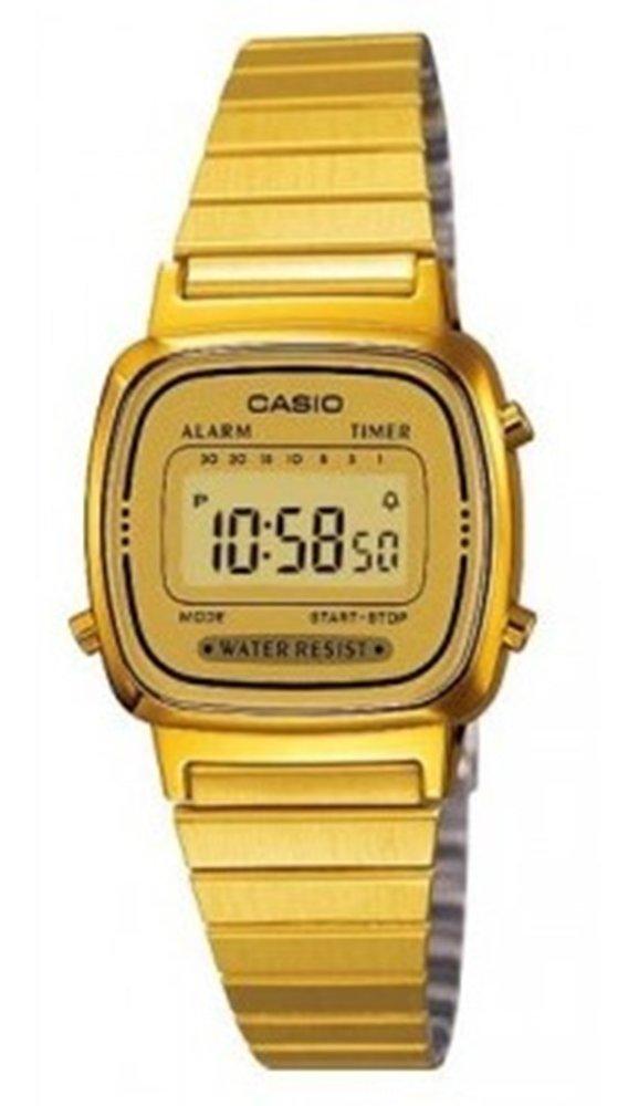 Casio LA-670WGA-9DF Original & Genuine Watch