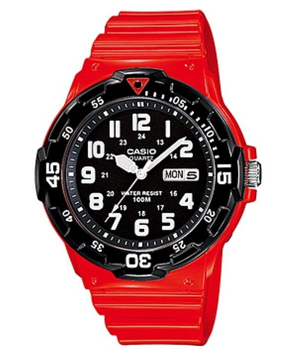 Casio MRW-200HC-4BVDF / MRW-200HC-4BVD / MRW-200HC-4BV / MRW-200HC-4B / MRW-200HC Original & Genuine Watch