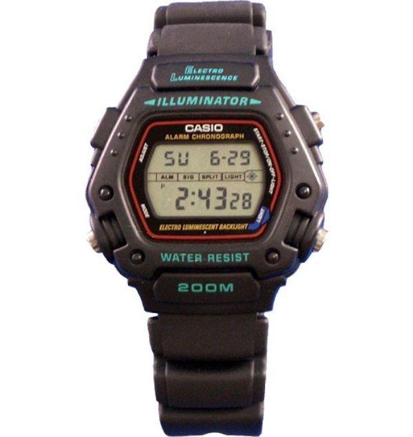 Casio DW-290-1V Original & Genuine Watch