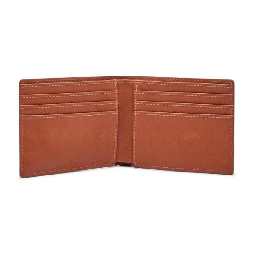 Fossil Raymond 2-In-1 Bifold Wallet Cognac ML4032222
