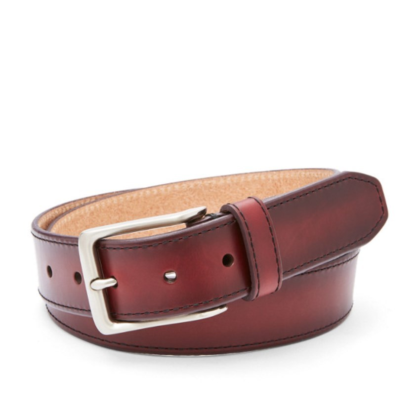 Fossil Griffin Men's Belt Cordovan MB1022603