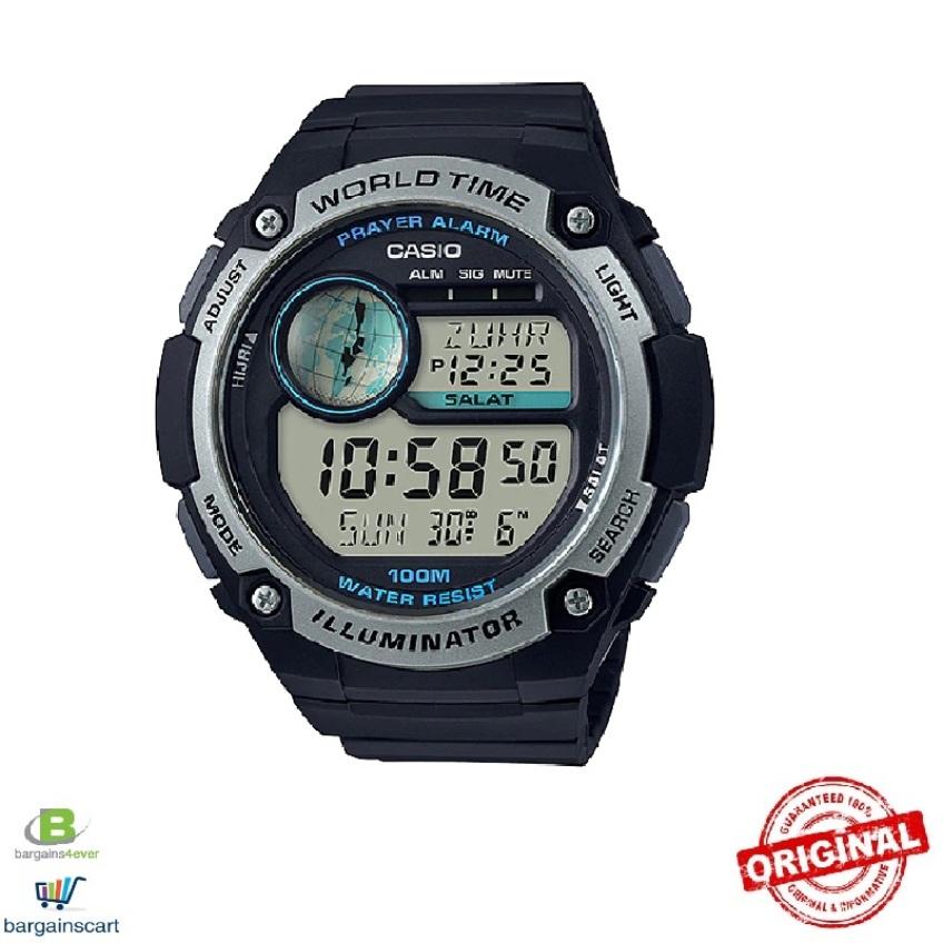 Casio CPA-100 Original Watch Prayer times and alarms