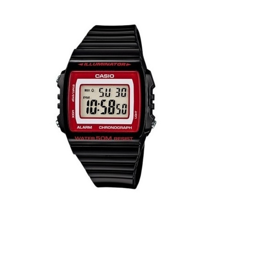 Casio W-215H Series Original & Genuine Watch