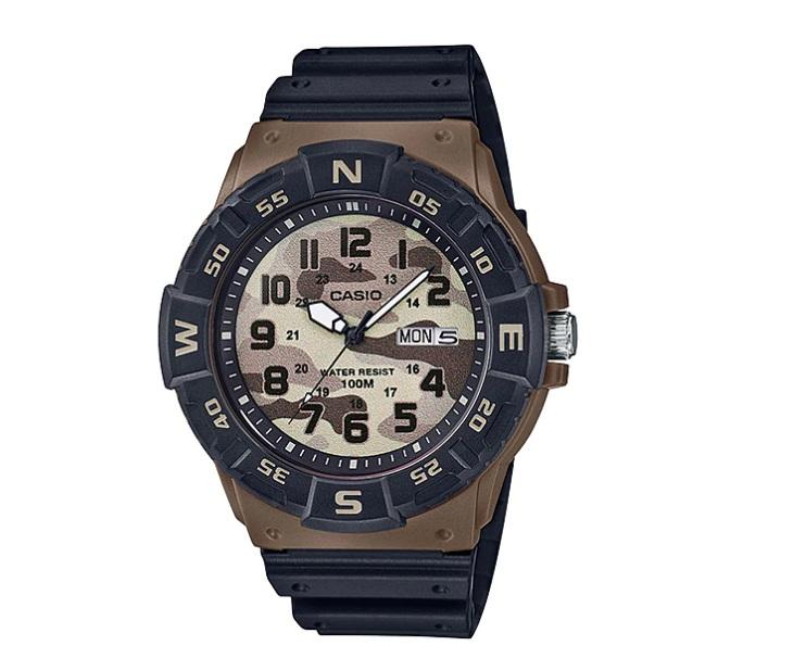 Casio Original & Genuine Men's Watch MRW-220HCM / MRW-220HCM-1B / MRW-220HCM-3B / MRW-220HCM-5B