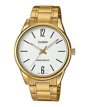 Casio MTP-V005 Metal Strap Series Original & Genuine Watch