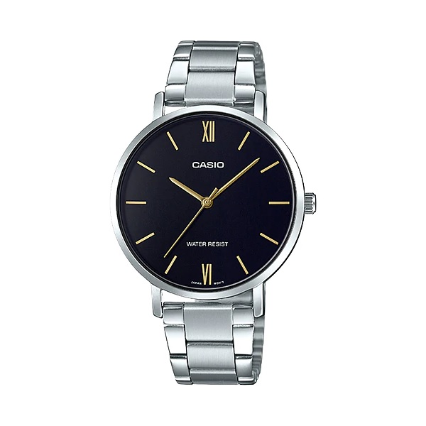 Casio Original & Genuine Watch LTP-VT01D Metal Series