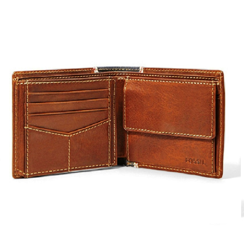 Fossil men's Elgin Internatonal Traveler Wallet ML330988200