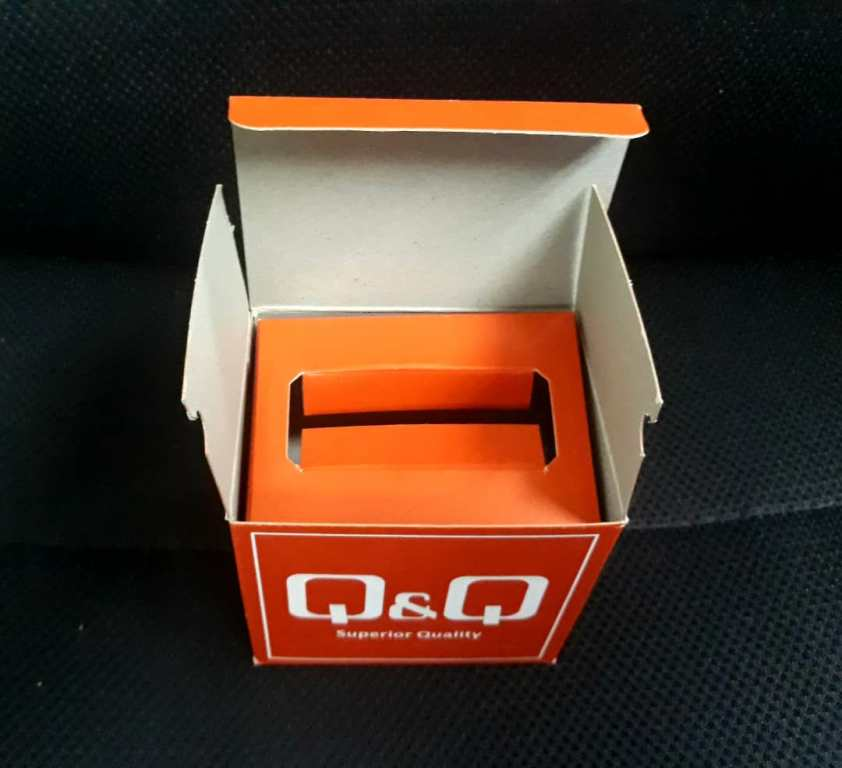 Gift Box For Q&Q Watches -New