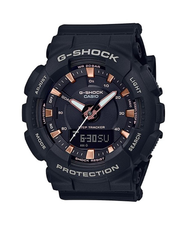 Casio G-Shock GMA-S130PA-1ADR Original S-Series Women\'s Watch GMA-S130PA-1A / GMA-S130PA-1 / GMA-S130PA