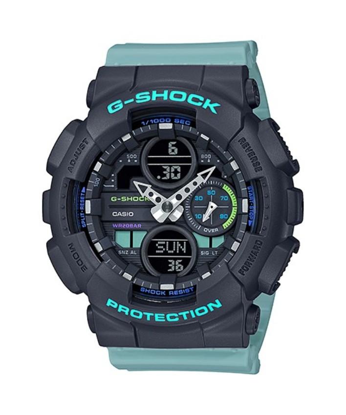 Casio G-Shock GMA-S140-2ADR Original S-Series Women\'s Watch GMA-S140-2A / GMA-S140-2 / GMA-S140