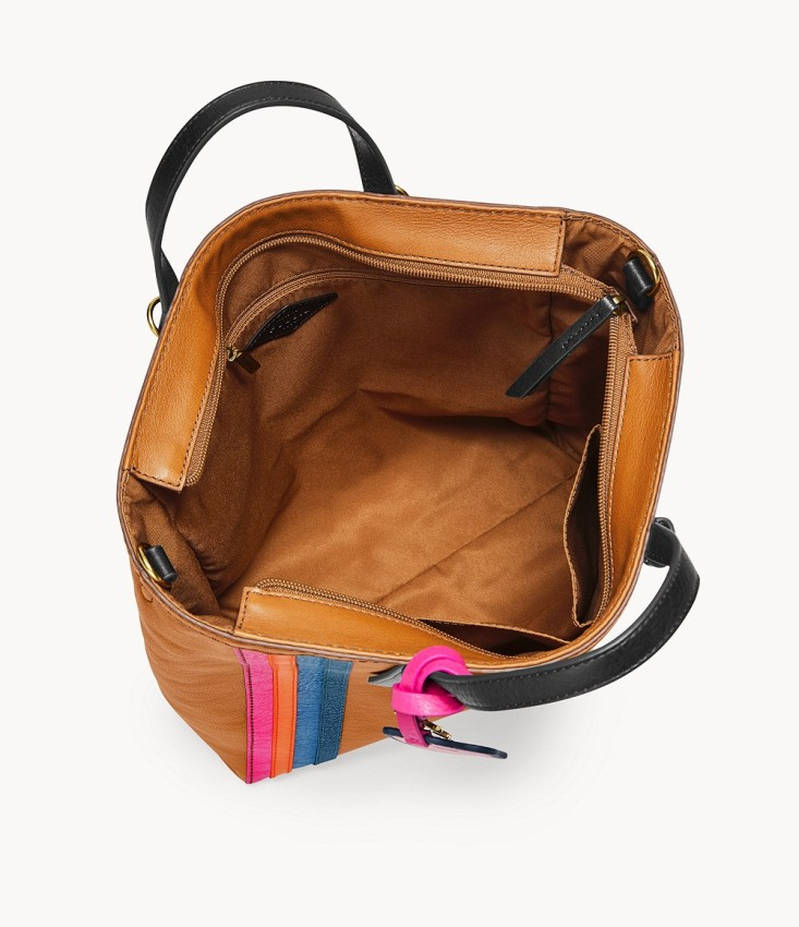 Fossil Women's Camilla Backpack Brown ZB7906875