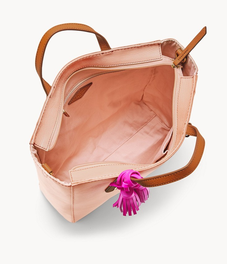 Fossil Women's Camilla Backpack Pink ZB7904656