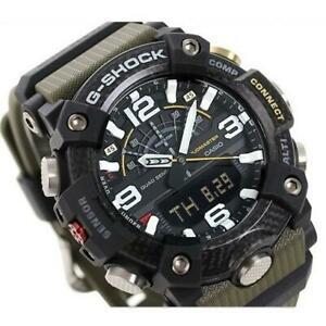 Casio G-Shock GG-B100-1A3DR Mudmaster Men's Bluetooth Connect Watch GG-B100-1A3D / GG-100B-1A3 / GG-B100-1A / GG-B100