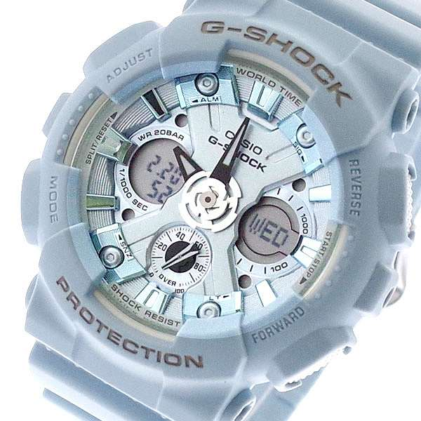 Casio G-Shock GMA-S120DP-2ADR Original S-Series Women's Watch GMA-S120DP-2A / GMA-S120DP-2 / GMA-S120DP