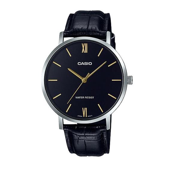 Casio MTP-VT01L / MTP-VT01GL Original & Genuine Leather Watch Series