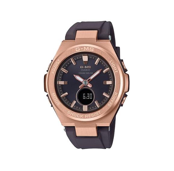 Casio G-Shock MSG-S200G-5ADR Women\'s Watch MSG-S200G / MSG-S200G-5 / MSG-S200G-5A / MSG-S200G-5AD