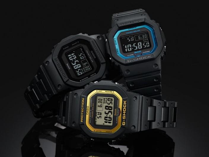 Casio G-Shock GW-B5600-2DR Multiband Watch GW-B5600-2D / GW-B5600-2 / GWB5600