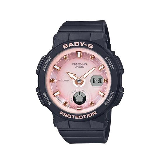 Casio Baby-G BGA-250-1A3DR NENO Illuminator Digital Watch BGA-250-1A3D / BGA-250-1A3 / BGA-250-1A / BGA-250