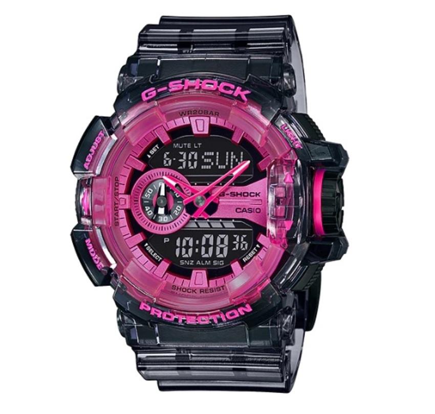 Casio G-Shock GA-400SK-1A4DR SPECIAL Color Models Watch GA-400SK-1A4D / GA-400SK-1A4 / GA-400SK-1A / GA-400SK-1 / GA-400SK