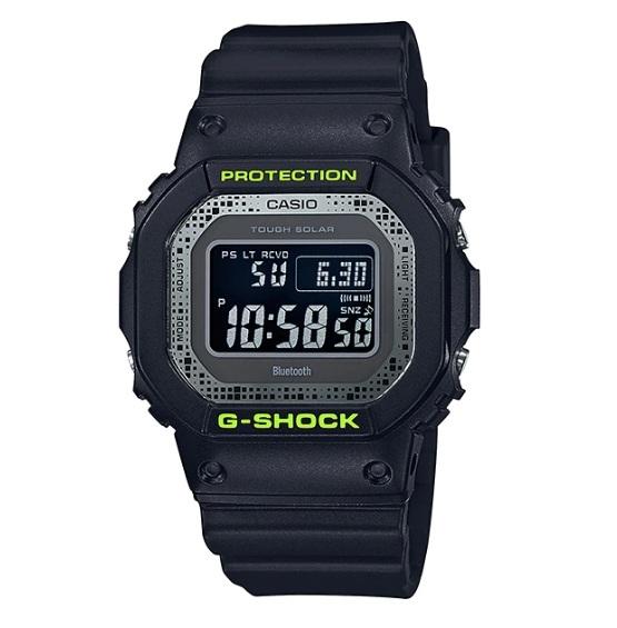 Casio G-Shock GW-B5600DC-1DR Digital Watch Solar Powered Bluetooth Wave Watch GW-B5600DC-1D / GW-B5600DC-1 / GW-B5600DC