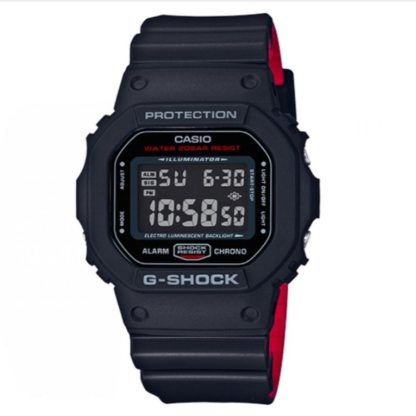Casio G-Shock DW-5600HR-1DR Origin Series Men's Digital Watch DW-5600 / DW-5600HR / DW-5600HR-1 / DW-5600HR-1D / DW-5600HR-1DR