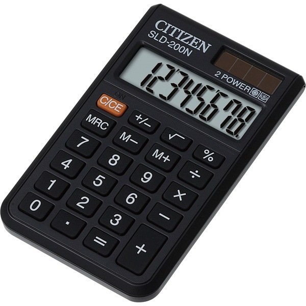 SLD-200N Citizen Calculator