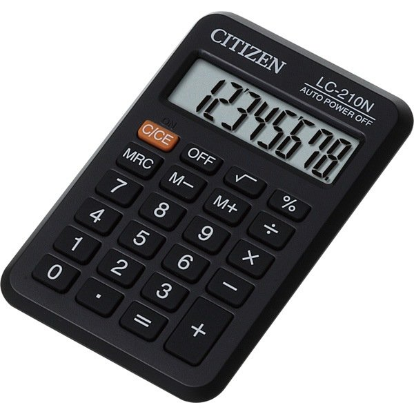 LC-210N Citizen calculator